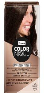 Balea COLORNIQUE Intensive Color Creme maroon brownie