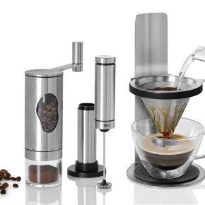 Wellness für die Sinne mit dem Kaffee-Zubehör vonAdHoc