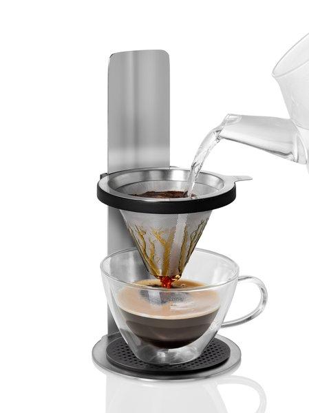 Wellness für die Sinne mit dem Kaffee-Zubehör von AdHoc Kaffeebereiter Mr Brew