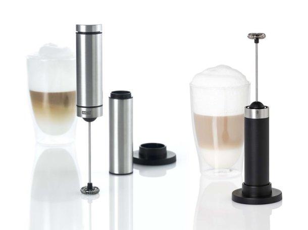 Wellness für die Sinne mit dem Kaffee-Zubehör von AdHoc Milchaufschäumer Rapido Rapid