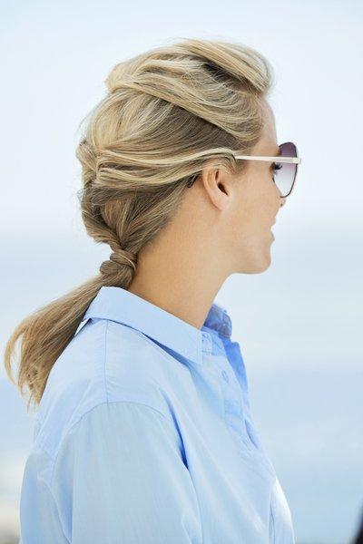 SOMMER FRISUREN - Für jede Haarstruktur die richtige! Nivea Lässig verflochten