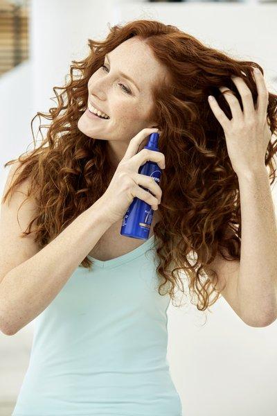 SOMMER FRISUREN - Für jede Haarstruktur die richtige! Nivea Haarmilch Pflege-Sprühkur 7 Plus,