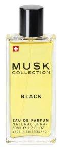 MUSK Collection - Schweizer Parfums und Körperpflegeprodukte für Sie & Ihn Black Musk