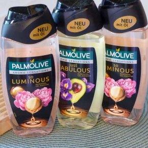 Palmolive Duschgels – So Luminous und JustFabolous