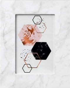Paradies: Für ganz besondere Erinnerungsstücke Standardrahmen Marmor