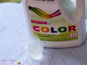 Almawin Waschmittel Color Lindenblüte