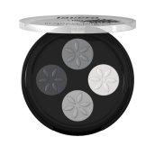 lavera Graphic Eyeliner – Ausdrucksstarker Augenaufschlag direkt vom Runway beautiful eyeshadow quattro smokey grey