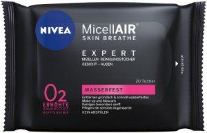 NIVEA MICELLAIR® SKIN BREATHE EXPERT Mizellen Reinigungstücher