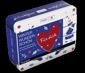 Winter Wunderschön mit den Neutrogena Limited Editions Geschenkbox 2018 blau