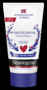 Winter Wunderschön mit den Neutrogena Limited Editions Handcreme parfümiert
