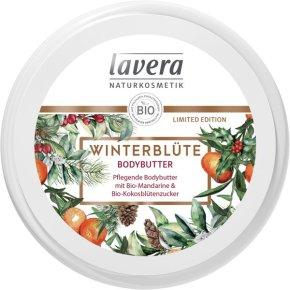 Neue Bodybutter Winterliebe und Winterblüte von lavera & Fünf Fragen zum ThemaBodybutter