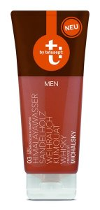 Neu: t: by tetesept created by MICHALSKY Aroma-Dusche 03 BROWN MEN mit WHISKY