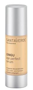Santaverde Gesichtspflege XINGU Age Perfect Das Anti-Ageing Elixier aus dem brasilianischen Regenwald anti age perfect serum