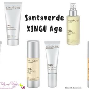 Santaverde Gesichtspflege XINGU Age Perfect – Das Anti-Ageing Elixier aus dem brasilianischenRegenwald