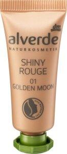 Neue Make-up-Produkte für strahlend schöne Herbst- und Winterbeautys alverde NATURKOSMETIK Shiny Rouge Golden Moon