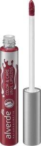 Neue Make-up-Produkte für strahlend schöne Herbst- und Winterbeautys alverde NATURKOSMETIK Color & Care Vinyl Lip Gloss 50