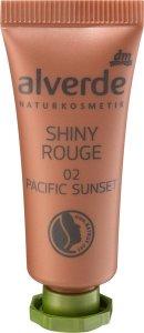 Neue Make-up-Produkte für strahlend schöne Herbst- und Winterbeautys alverde NATURKOSMETIK Shiny Rouge Pacific Sunset