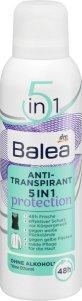 Happy Deo-Days mit Frische-Kick – Mit Spray oder Roll-On ein sicheres Gefühl Balea Anti-Transpirant 5in1 Protection – gegen weiße Rückstände