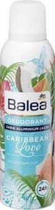 Happy Deo-Days mit Frische-Kick – Mit Spray oder Roll-On ein sicheres Gefühl Balea Deodorant Caribbean Love – mit fruchtigem Duft Deodorant Spray