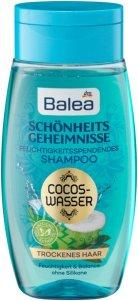 Mit Balea die Schönheitsgeheimnisse aus aller Welt für traumhafte Haare entdecken Feuchtigkeitsspendendes Shampoo Cocos-Wasser – das Schönheitsgeheimnis der Südsee