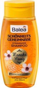 Mit Balea die Schönheitsgeheimnisse aus aller Welt für traumhafte Haare entdecken Stärkendes Shampoo Manuka Honig – das Schönheitsgeheimnis Neuseelands