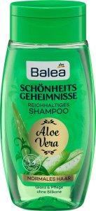 Mit Balea die Schönheitsgeheimnisse aus aller Welt für traumhafte Haare entdecken Reichhaltiges Shampoo Aloe-Vera – das Schönheitsgeheimnis der Kanarischen Inseln