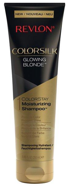 Revlon® ColorSilk® Shampoo und Conditioner – Glanz und Farbschutz, vereint in einer neuenHaarpflegelinie