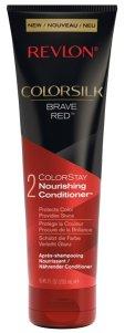 Revlon® ColorSilk® Shampoo und Conditioner Glanz und Farbschutz, vereint in einer neuen Haarpflegelinie Brave Red, mit Beeren angereichert, für rotes Haar