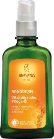 DIE WELEDA KÖRPERÖLE ZAUBERE SONNE AUF HAUT UND SEELE sanddorn vitalisierendes pflege öl