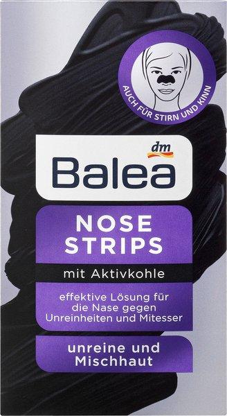 Abschminken, reinigen und pflegen - Mit den Spezialisten von Balea perfekt versorgt nosestrips