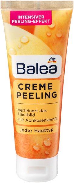 Abschminken, reinigen und pflegen - Mit den Spezialisten von Balea perfekt versorgt creme peeling
