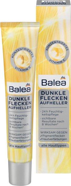 Abschminken, reinigen und pflegen - Mit den Spezialisten von Balea perfekt versorgt dunkle flecken aufheller