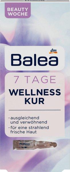 Abschminken, reinigen und pflegen - Mit den Spezialisten von Balea perfekt versorgt 7 tage wellness kur