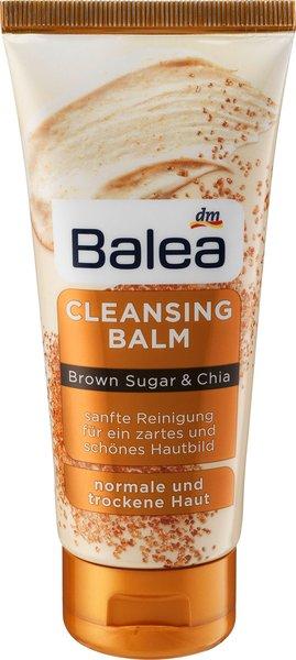Luxus für die Haut – Balea Brown Sugar & Chia cleansing balm