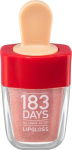 Cool, frech & unique – die neue Serie von 183 DAYS lipgloss 010