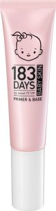 Cool, frech & unique – die neue Serie von 183 DAYS baby skinn primer base