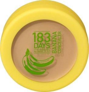 Cool, frech & unique – die neue Serie von 183 DAYS banana concealer