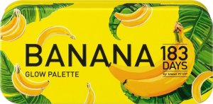 Cool, frech & unique – die neue Serie von 183 DAYS banana glow palette