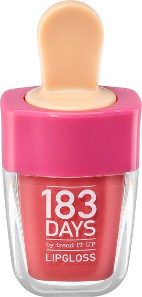 Cool, frech & unique – die neue Serie von 183 DAYS lipgloss 030