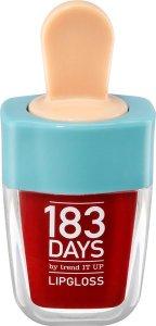 Cool, frech & unique – die neue Serie von 183 DAYS lipgloss 050