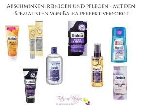 Abschminken, reinigen und pflegen – Mit den Spezialisten von Balea perfektversorgt