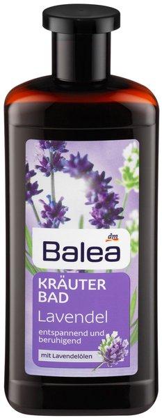 Was für ein (Bade)Vergnügen! - Erholsame Wellness-Momente mit den Badezusätzen von Balea kräuterbad lavendel