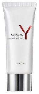 AVON launcht Premium-Pflegeserien Mission Y und Mission Eclat in Deutschland Mission Y Reinigungsschaum
