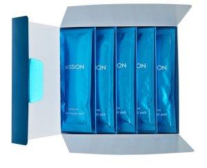 AVON launcht Premium-Pflegeserien Mission Y und Mission Eclat in Deutschland Mission CO2 Gesichtsmaske