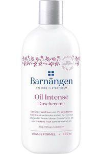 Reichhaltige Körperpflege in Balance und rosige Zeiten mit der neuen Pflegeserie Barnängen Oil Intense Duschcreme