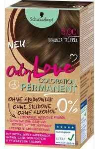 Only Color, Only Beauty: Only Love – die neue Coloration von Schwarzkopf Brauner Trüffel