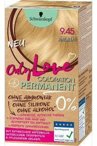 Only Color, Only Beauty: Only Love – die neue Coloration von Schwarzkopf Honigblond
