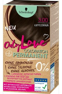 Only Color, Only Beauty: Only Love – die neue Coloration von Schwarzkopf Kaffeebraun
