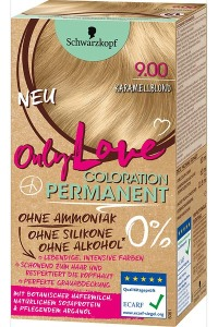 Only Color, Only Beauty: Only Love – die neue Coloration von Schwarzkopf Karamellblond