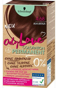 Only Color, Only Beauty: Only Love – die neue Coloration von Schwarzkopf Mokkabraun